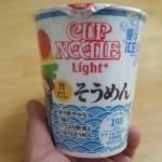 【カップ麺】カップヌードル そうめん 夏はICEヌードルが旨い!