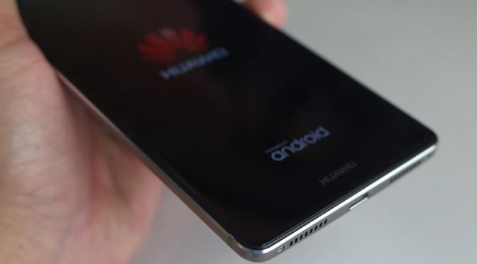 【SIMフリー】開封レビュー Huawei Mate S 購入しました