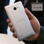 【SIMフリー】VAIO Phone Biz やっと出たVAIOの本命スマートフォン
