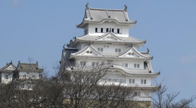 姫路城 神戸方面から観光するならルートと駐車場にご注意
