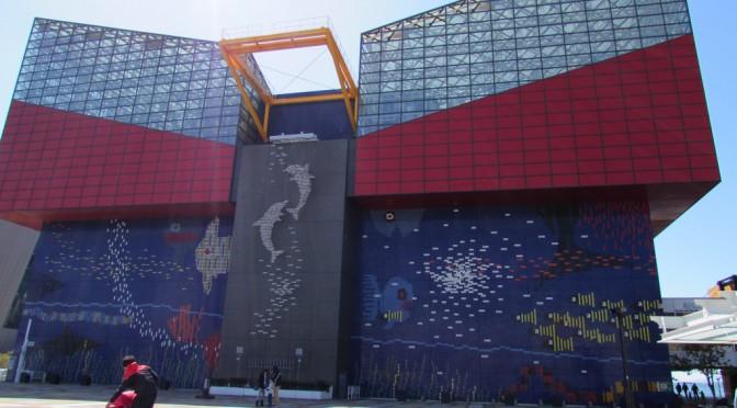 海遊館 天保山ハーバービレッジの水族館は世界最大級