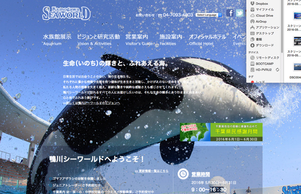 Kamogawaseaworld001