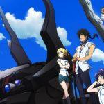 【アニメ】クロムクロ シーズン1 学園ドラマと時代劇とロボットアニメのミックス