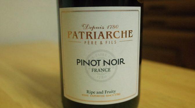 【安旨ワイン】ピノ・ノワール フランス